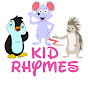 kidrhymes Youtube Channel