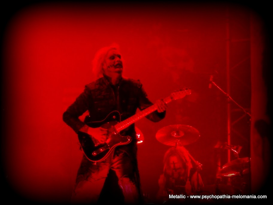 Rob Zombie @ Hellfest 2011 - Vendredi 17/06/2011