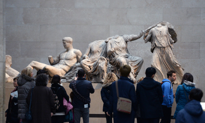 Southern Europe: Athenians' association sues Britain for Parthenon Sculptures