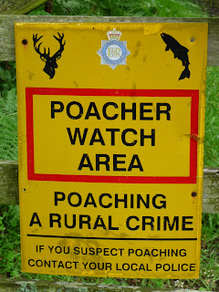 Gosh - I will need to keep my eyes peeled for suspicious folk!!