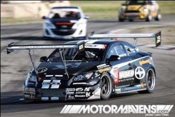 Scion tC Chris Rados (2010 Global Time Attack)