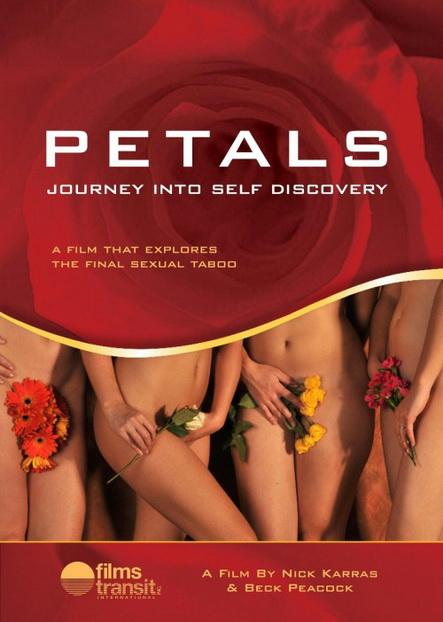 P³atki w stronê samopoznania / Petals A Journey Into Self Discovery (2008) PL.TVRip.XviD / Lektor PL