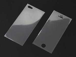 衝撃吸収クリスタルフィルム for iPhone 5