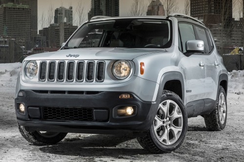 2016 Jeep Renegade SUV Review Car Price Concept