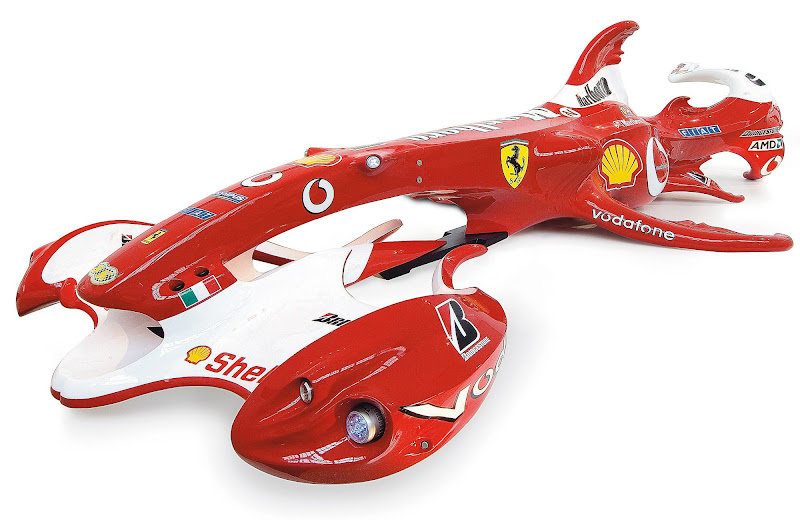Ferrari by Showichi Kaneda