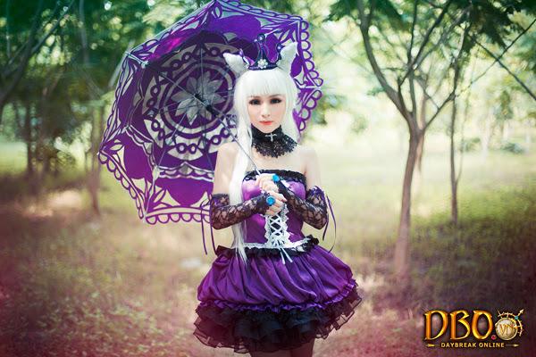 Daybreak Online tung cosplay đón phiên bản web 7