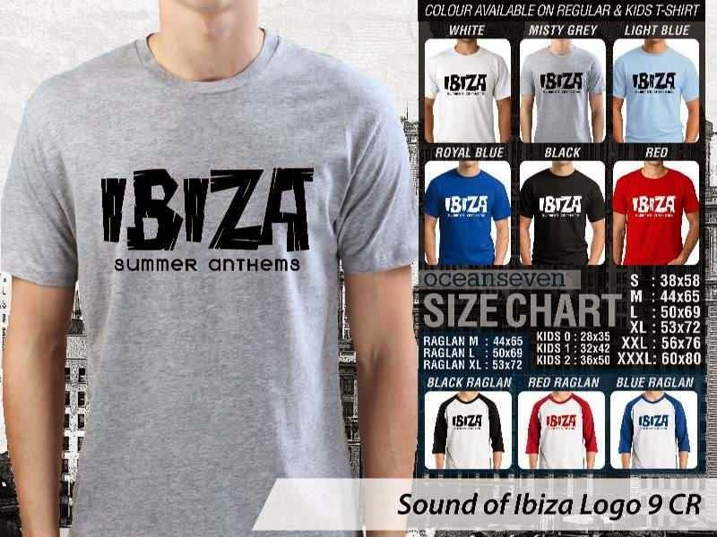 KAOS Musik Ibiza 20 Ibiza Summer Anthems distro ocean seven