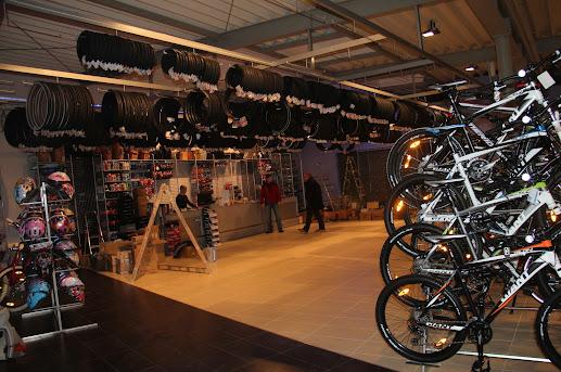 Nowy sklep Euro-Rower