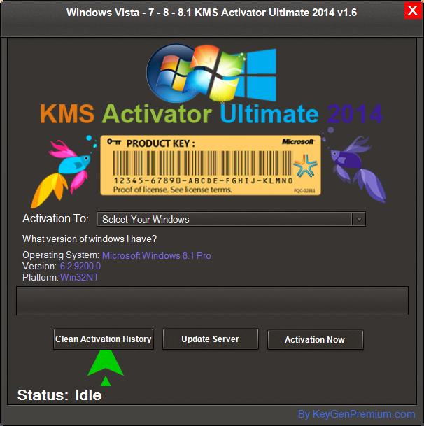 windows vista product key free  keygen