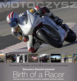 Narodziny �cigacza / Birth of a Racer (2007) PL.TVRip.XviD / Lektor PL