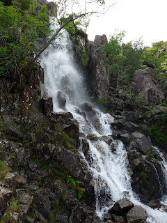 Sour Milk Gill Waterfalls