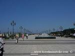 Samsun, Kurtuluş parkı ve yolun sonunda kömür iskelesi (Independent park and end of the way Coal Pier)