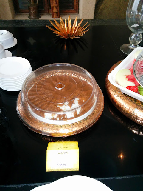 Kubaisa dessert of Oman