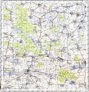 Map 100k--m35-038--(1977)