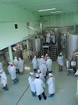 Visita al nuovo impianto del Le Baladin