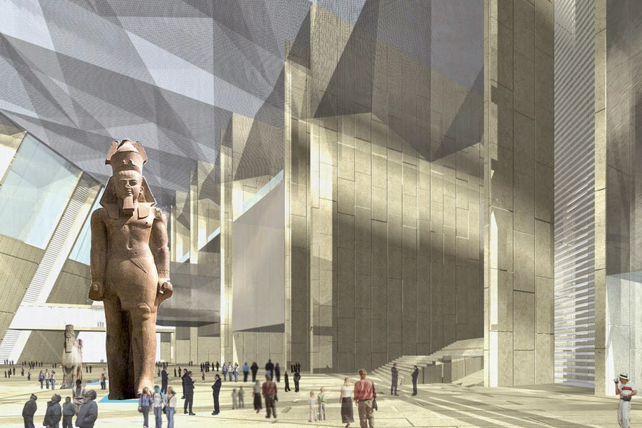 Grand Egyptian Museum to open in May 2018