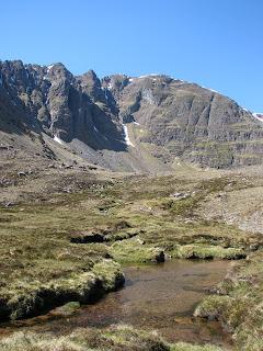 The Pinnacles of Bidein a Ghlas Thuill
