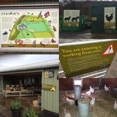 Craigie's Farm, Deli and Cafe. South Queensferry, Edinburgh