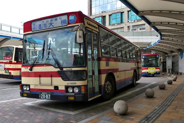 福島交通バス 郡山駅