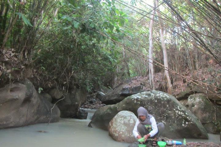 sungai di kec kalumpang mamuju sulbar