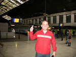 Me at the Gare Saint Lazare