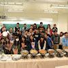 國際商務系辦理進修專校溫馨送舊餐會