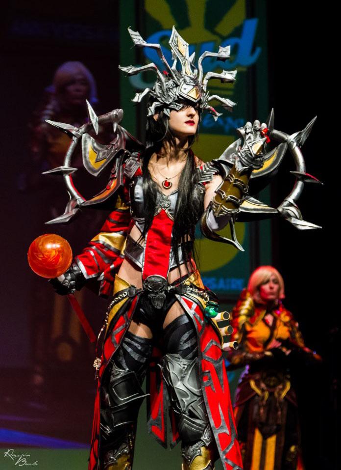 Loạt cosplay cực chất về Wizard trong Diablo 3 - Ảnh 3