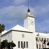 Hamilton City Hall & Arts Centre - West End, Bermuda