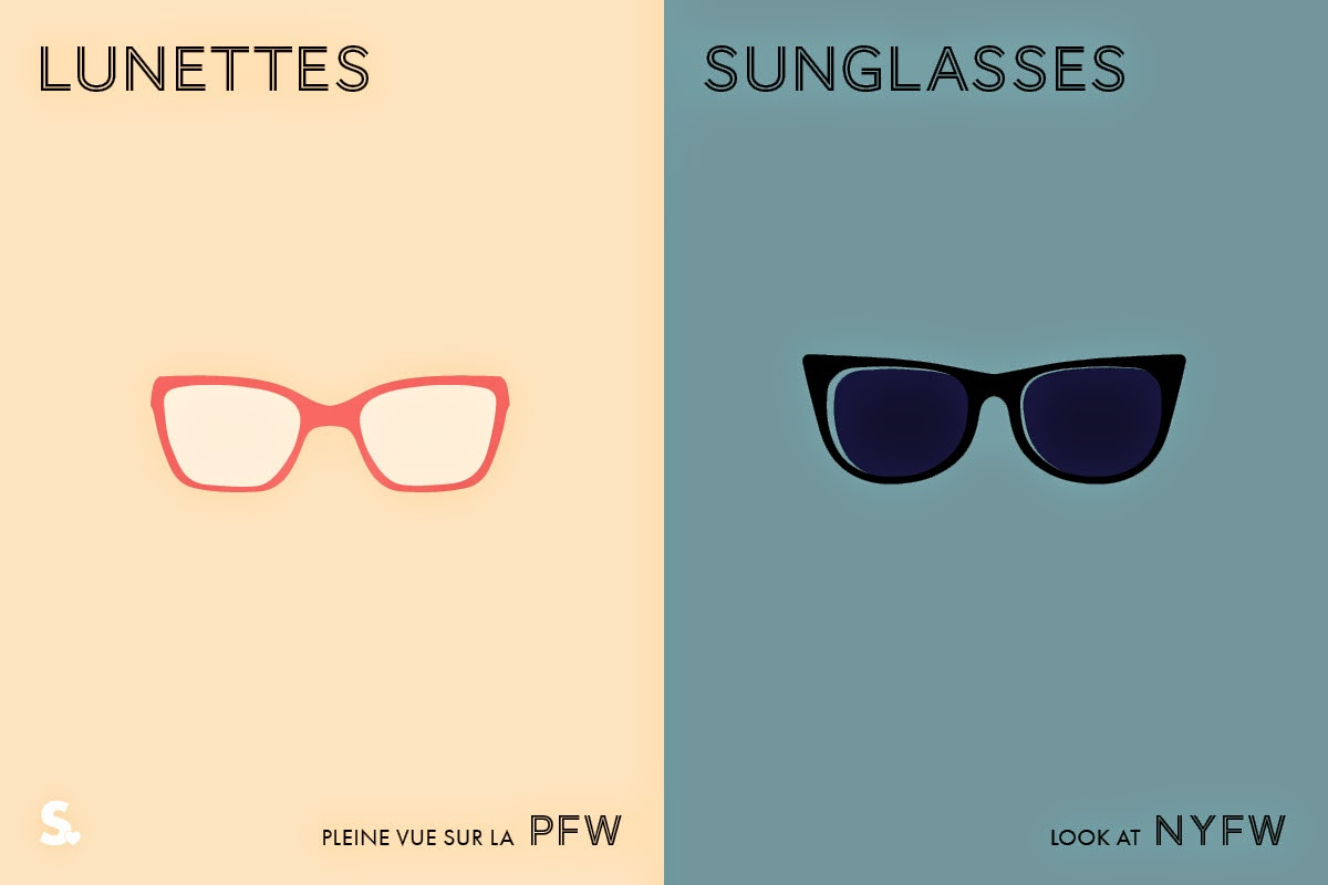 Image of Image of Paris VS New York Fashion Week Infographic 7