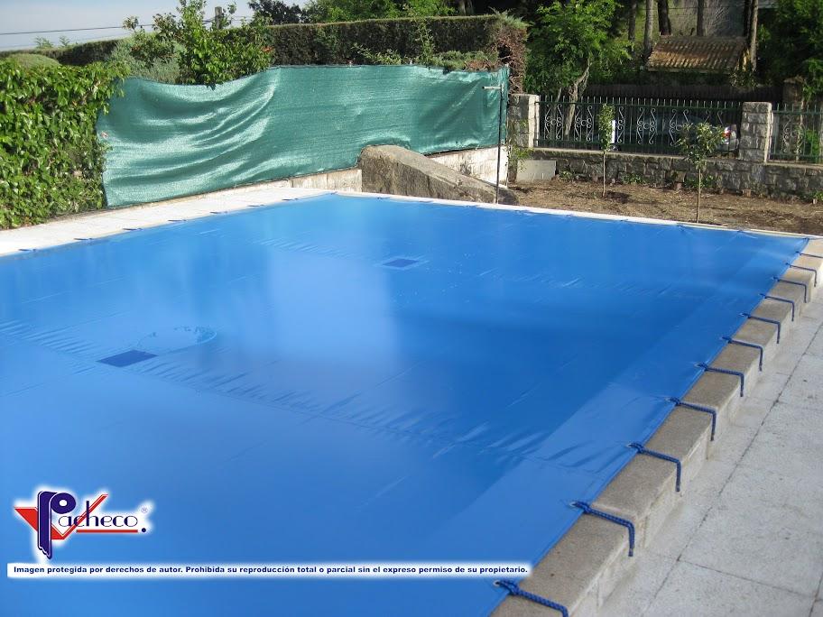 Cobertores de invierno para piscinas en la provincia de for Mantenimiento piscina invierno