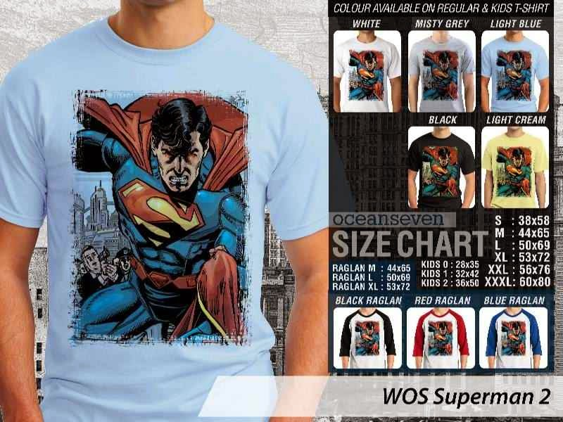 KAOS superman 2 Movie Series distro ocean seven