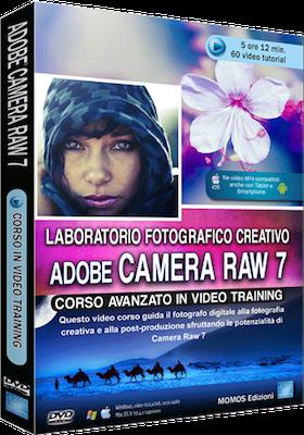 Video Corso Avanzato Photoshop Camera Raw 7 - Momos GDF 80 Ita