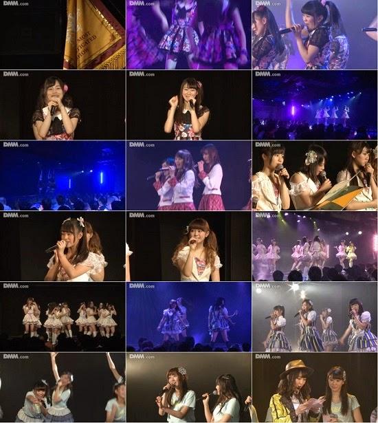 (LIVE)(公演) SKE48 アップカミング公演~冬~ 佐々木柚香 劇場最終公演 150226