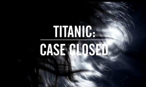 Titanic 1912 Akta sprawy / Titanic: Case Closed (2012) PL.TVRip.XviD / Lektor PL
