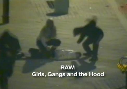 Dziewczyny, gangi i oprychy / Raw: Girls, Gangs and the Hood (2006) PL.TVRip.XviD / Lektor PL