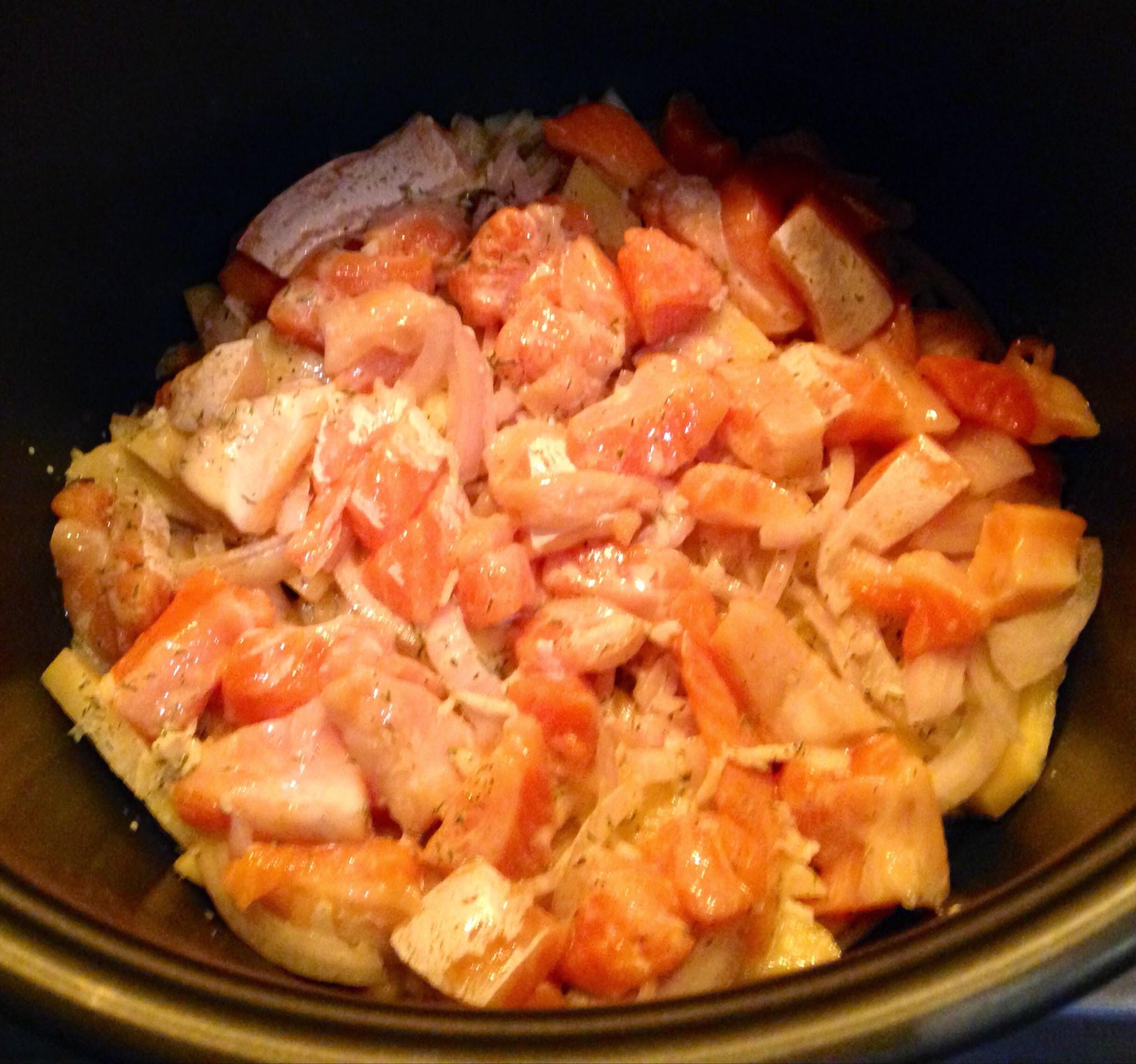 Рецепт семги в духовке пошагово фото