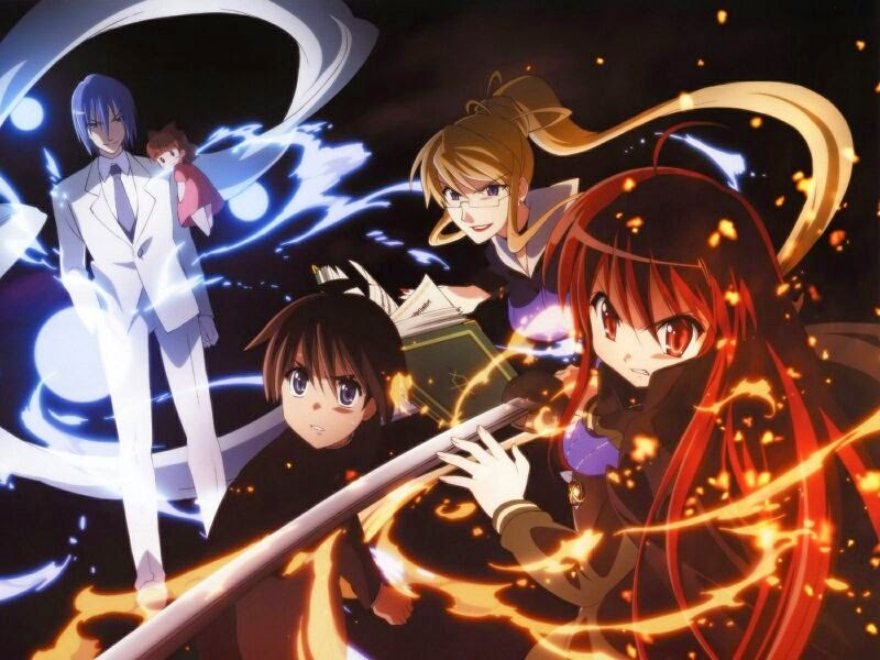 Shakugan no Shana Second | Shakugan no Shana 2