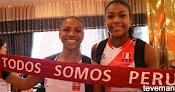 Perú vs China en Vivo - Mundial de Vóley Sub-18 2013