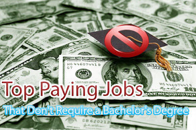Top Paying Jobs That Don't Require a Bachelor's Degree