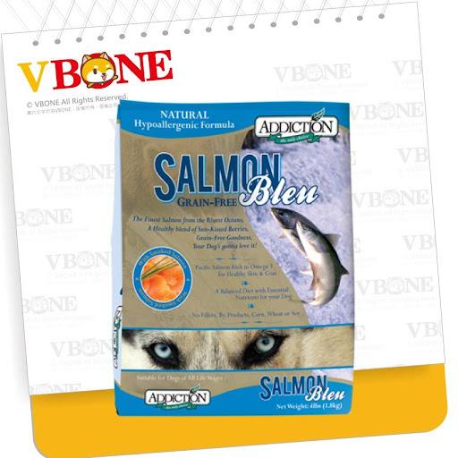 (保存2018.09)紐西蘭ADDICTION自然癮食《無穀藍鮭魚全犬》/9.07KG