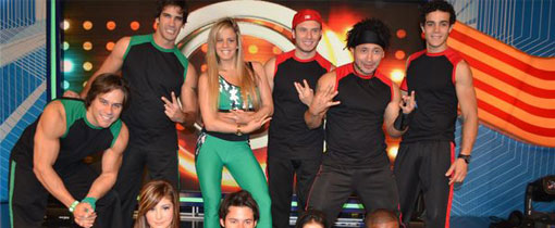 Combate en vivo- ATV