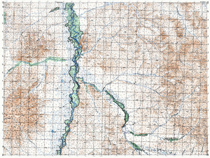 Map 100k--p56-021_022--(1951)