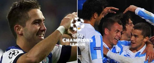 Porto FC. vs. Málaga en Vivo - Champions League