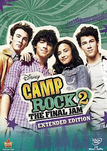 Trại Rock Mùa Hè 2 - Camp Rock 2 The Final Jam poster