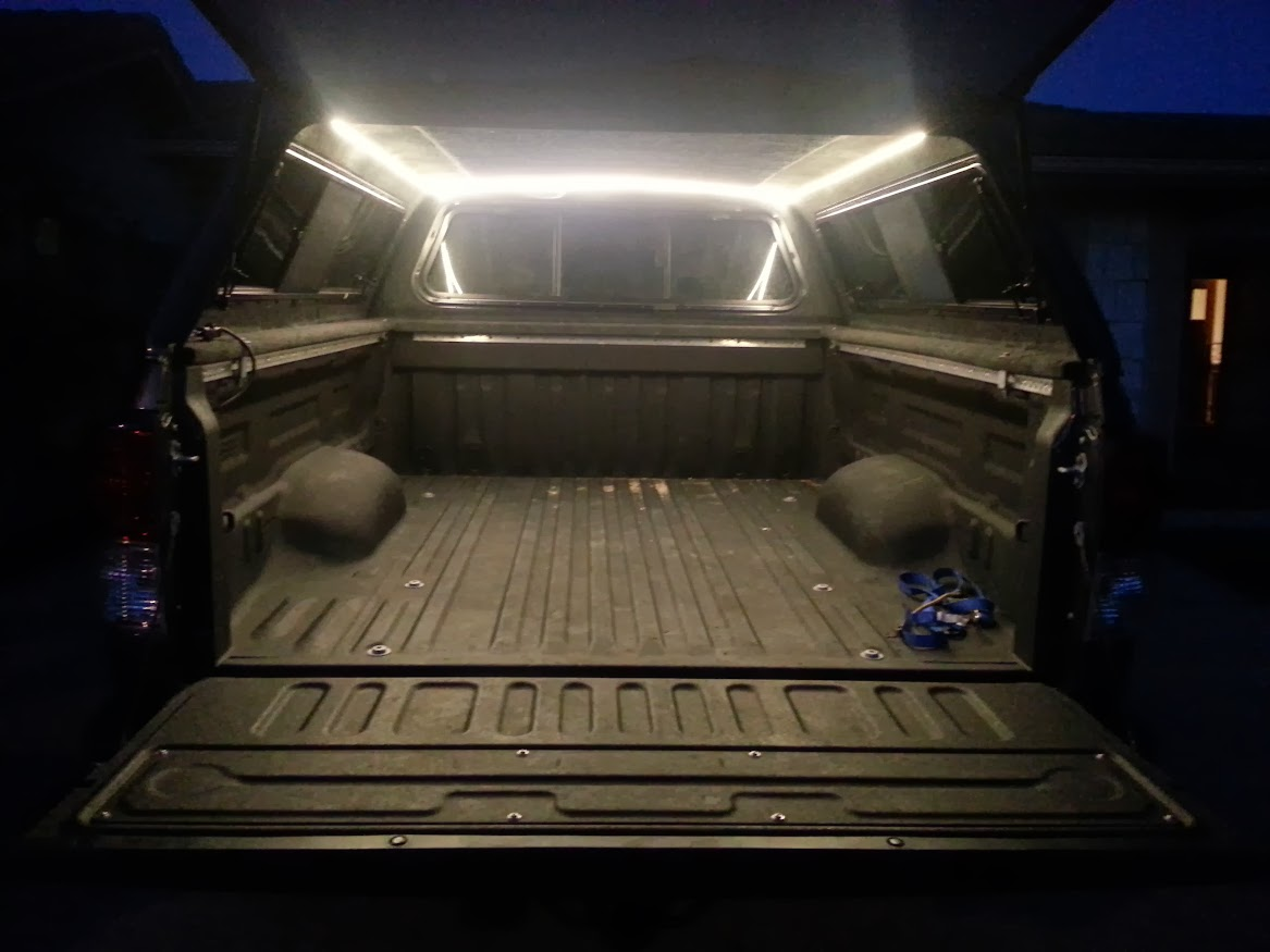 Lighting In The Bed Toyota Tundra Discussion Forum