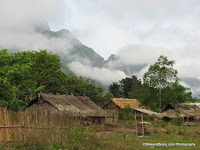 Village in the Clouds
