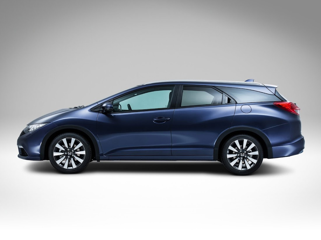 Japanese car photos 2014 Honda Civic Tourer