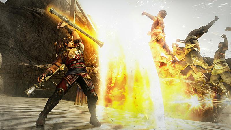 Mãn nhãn với loạt ảnh đẹp về Dynasty Warriors 8 - Ảnh 47