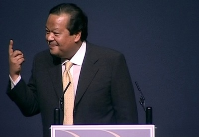 Prem Rawat Maharaji en Federation of Indian Chambers of Commerce and Industry