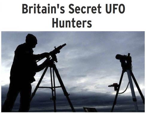 Tajni brytyjscy �owcy UFO / Britain's Secret UFO Hunters (2002) PL.TVRip.XviD / Lektor PL